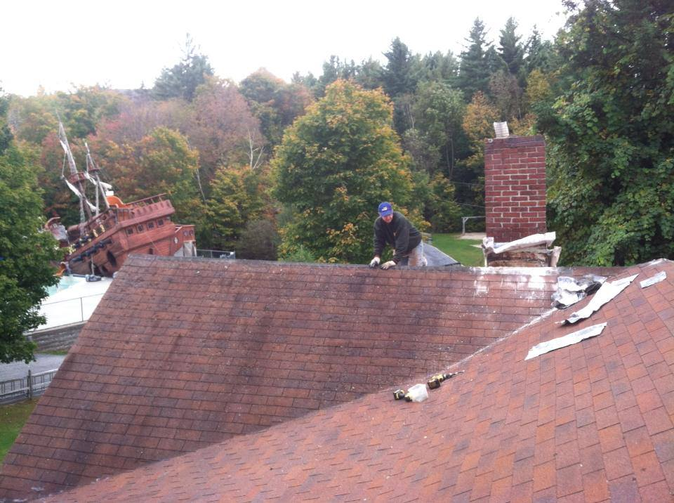 Asphalt Rubber Roofing Nh Roofing Company Cahill Roofing Inc Offering Exceptional Service With Integrity For Nearly 30 Years